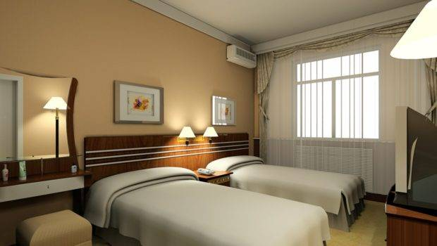 Elegant Interior Design Hotel Room House