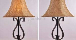 Elegant Palace Table Lamp Living Room Bedroom Bed Lamps Goodsoft