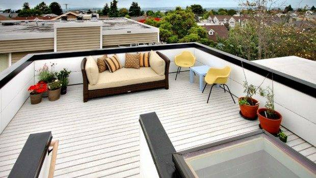 Elegant Roof Terrace Design Ideas Style Motivation