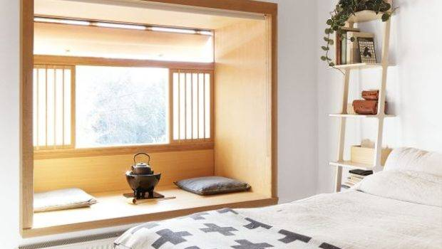 Enjoy Your Favorite Book Style Window Alcove