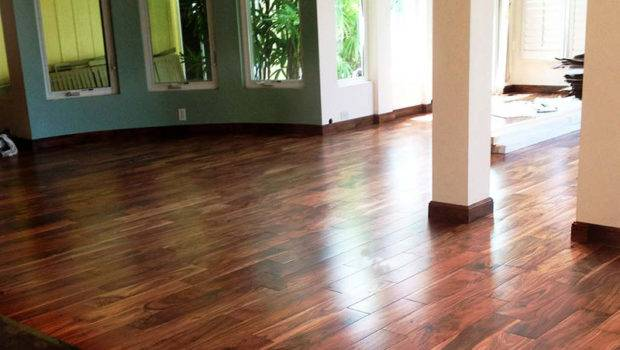 Environmental Benefits Hardwood Floors Hawaii Flooring