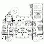 Eplans Mediterranean House Plan Bring Outdoors Square
