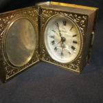 Europa Jewel Book Style Alarm Clock Germany Donnaslane