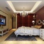 European Fashion Style Hotel Bedroom Interior Design House