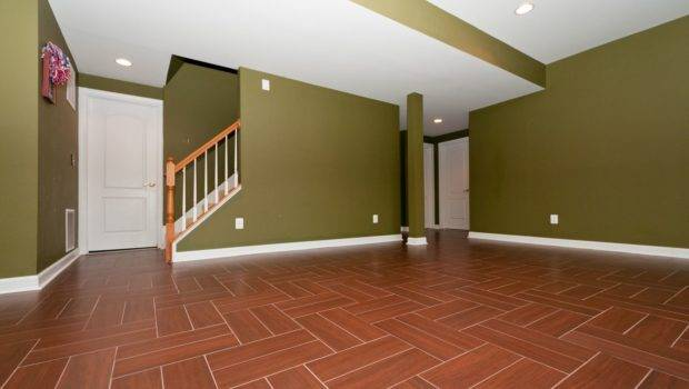 Examples Basement Flooring Ideas Agsaustinorg Best