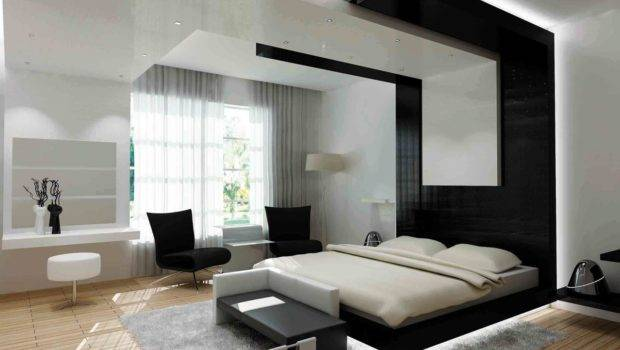 Exciting Modern Bedroom Galerie Listed Contemporary