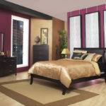 Exclusive Decor Dark Purple Light Brown Colored Room Decosee