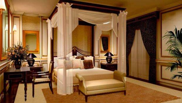 Exclusive Luxurious Bedroom Can Two Types One Modern