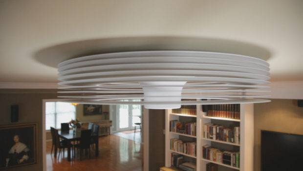 Exhale Fans Ceiling Fan Reinvented