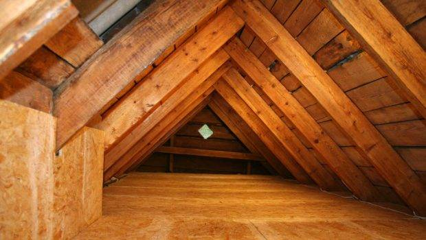 Expand House Attic Repair Learning Doing