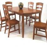 Expandable Dining Tables Small Spaces Traditional Design