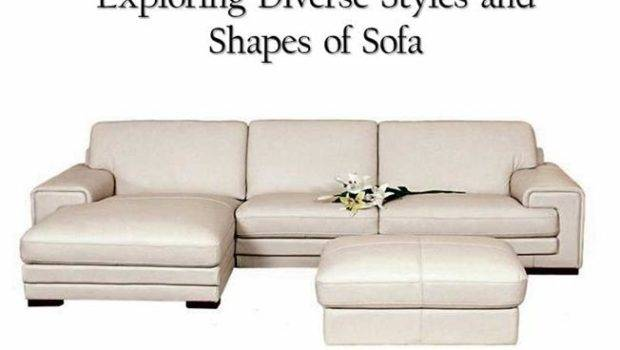Exploring Different Styles Shapes Sofa Ppt Presentation