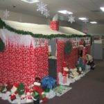 Exterior Design Ideas Office Cubicles Holiday Decor