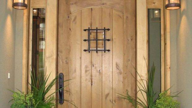 Exterior Doors Make Statement Hgtv
