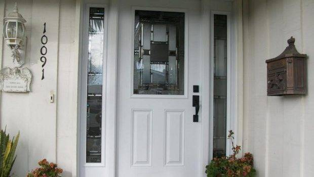 Exterior Doors Sidelights Design Home Ideas Collection
