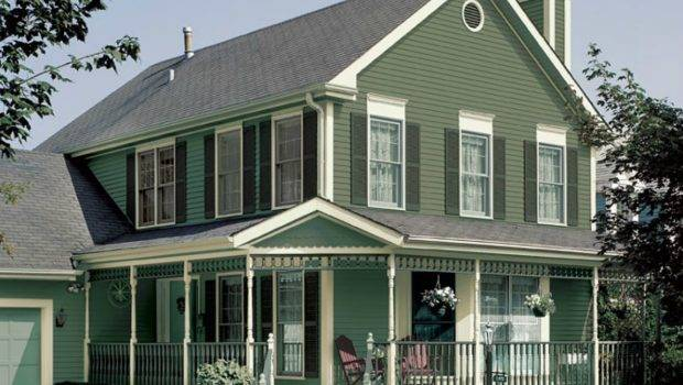 Exterior House Colors Shades Scare Buyers Away