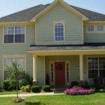 Exterior Paint Colors Make Your House Look Bigger