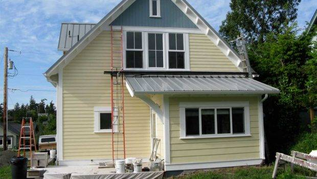 Exterior Paint Schemes Consider Your Surroundings