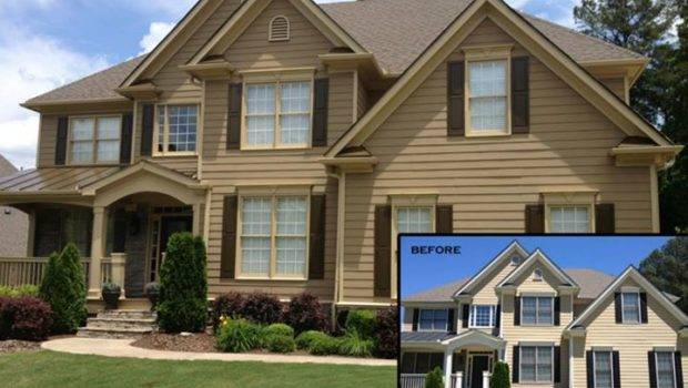 Exterior Painters House Colors Classic Home Painting