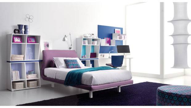 Exterior Plan Decorate Your Teen Bedroom Blue Purple
