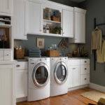Extraordinary Above Other Parts Small Laundry Room