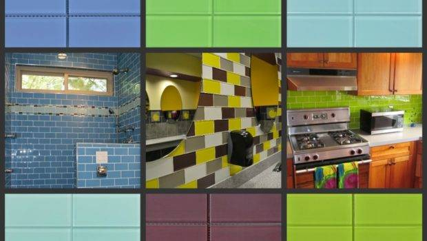 Extraordinary Colored Ceramic Subway Tile Your Best