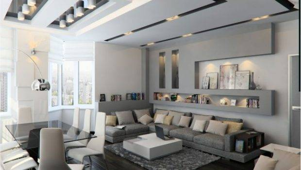 Fabulous Gray Living Room Designs Inspire