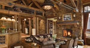 Fabulous Rustic Interior Design Home Garden Architecture