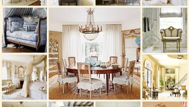 Fabulously French Enchanted Home
