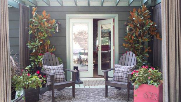 Fall Porch Decorating Ideas Entertaining Party Themes