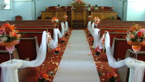 Fall Wedding Aisle Decoration Indoor Ideas Wedwebtalks