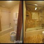 Famous Small Bathroom Remodels Before After