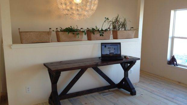Fancy Desk Yourself Home Projects Ana White