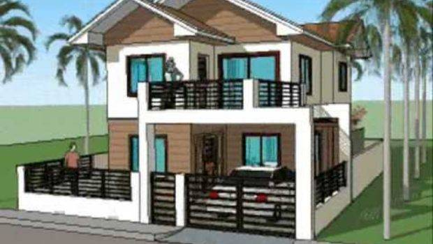 Fancy Simple House Exterior Design Additional Home