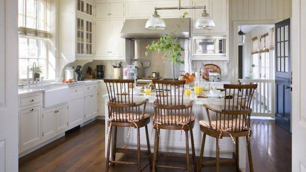 Farmhouse Kitchen Cabinets Country Old House