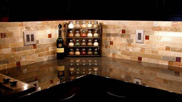 Fascinating Backsplash Design Beautifies Your Kitchen Perfectly Cool