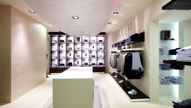 Fashion Shop Interior Design Decor