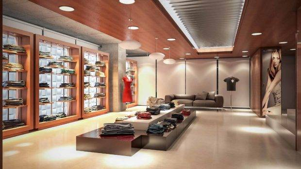 Fashion Showroom Interior Design Zero Inch