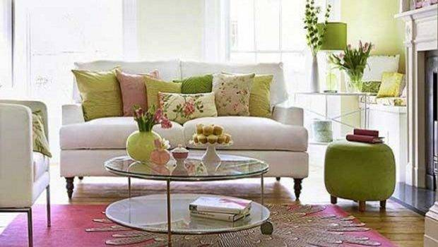 Fashionable Pretty Living Room Ideas