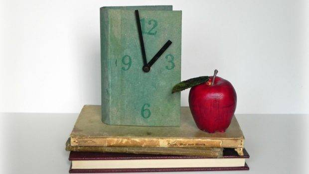 Faux Book Clock Psa Essentials Mad Crafts