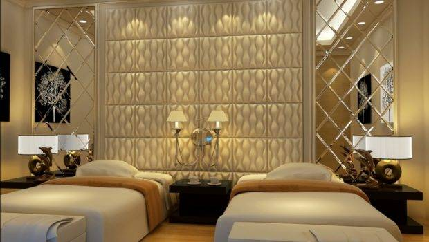 Faux Leather Decorative Tiles Walls Ceilings Ceilingdecorating