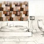 Faux Leather Tile Installations All Across Globe
