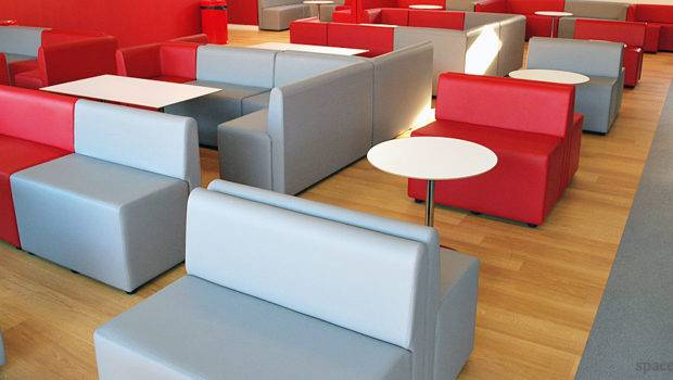 Featured Ranges Modular Cubes Seating System