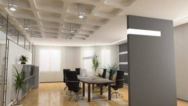Few Cool Modern Office Decor Ideas Furniture Home Design