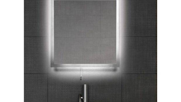 Fiji Led Backlit Bathroom Mirror