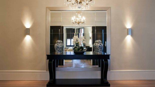 Finding Suitable Mirrored Console Table Bobreuterstl