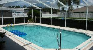 Finding Swimming Pool Home Sale Lakeland