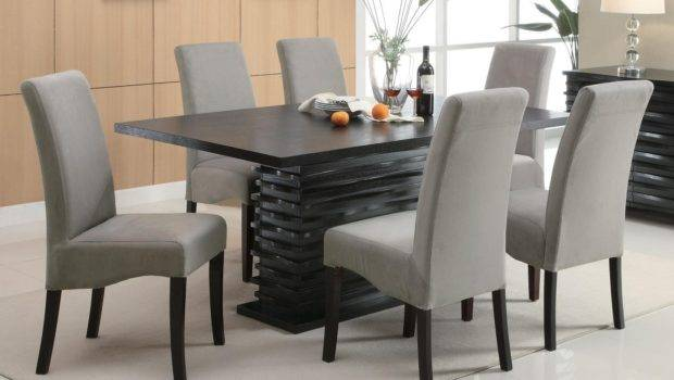 Fine Furniture Stanton Contemporary Dining Table Set