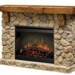 Fireplace Console Electric Box