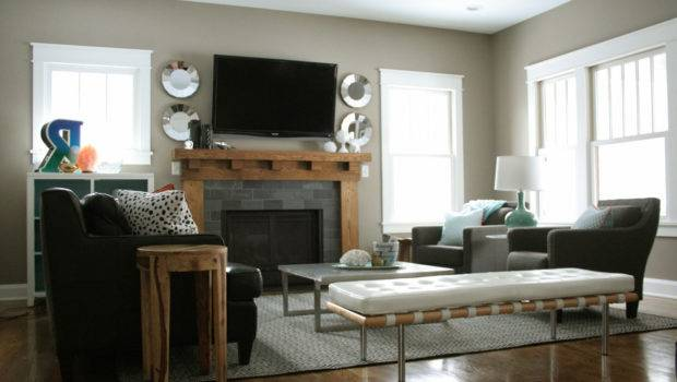 Fireplace Ideas Small Living Room